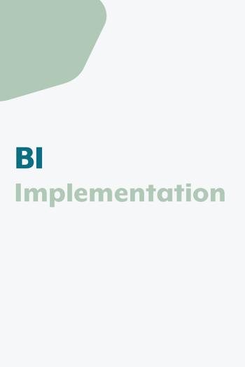 BI Implementation-1