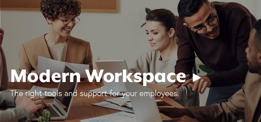 Modern Workspace 1